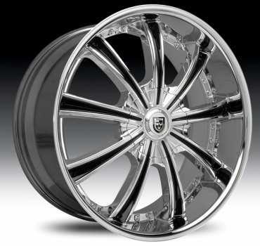 LX-19 Tires